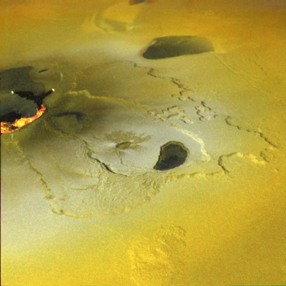 Ongoing Volcanic Eruption at Tvashtar Catena, Io